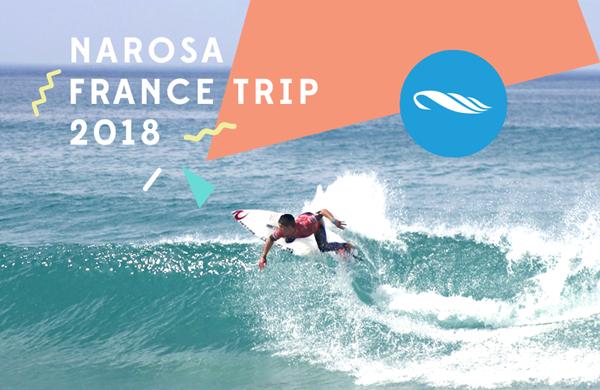 Narosa France Trip 2018